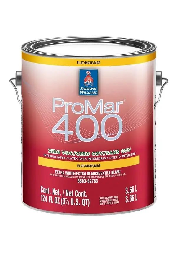 PROMAR 400 LATEX PAINT