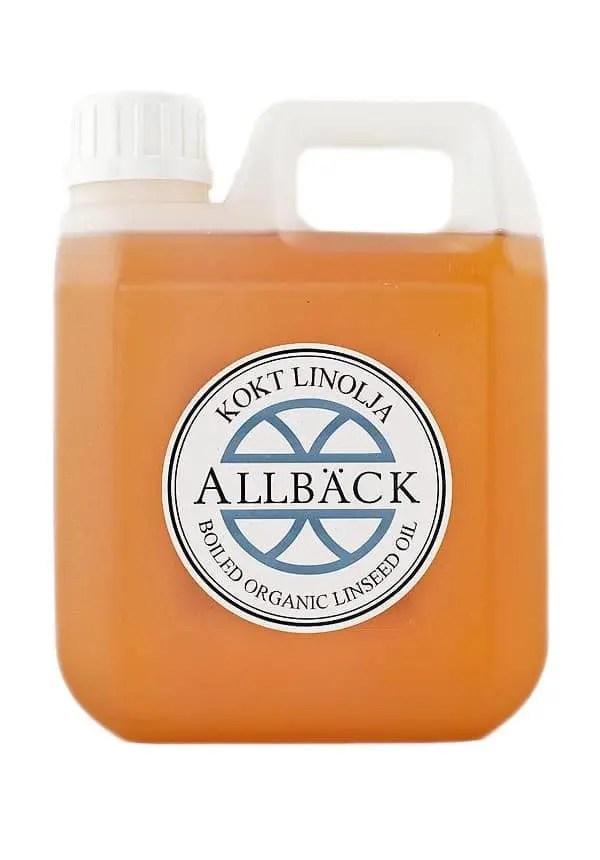 ALLBACK LINSEED OIL BOILED