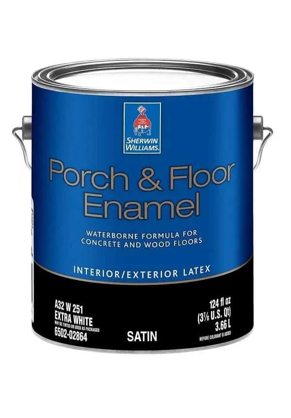 PORCH & FLOOR ENAMEL
