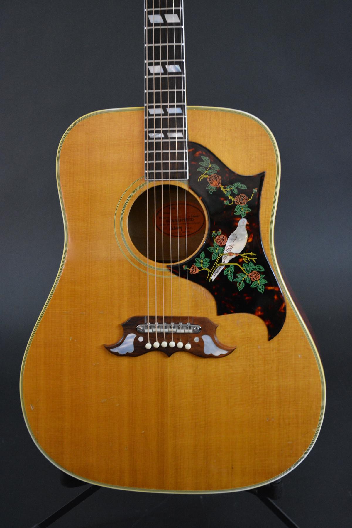1962 Gibson Dove Voltage Guitar