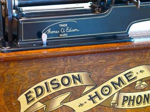 Thomas Edison Trademark
