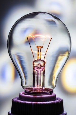 An Electric Bulb