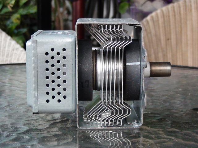 A magnetron