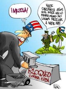 Resultado de imagen para Imagenes del bloqueo contra Cuba