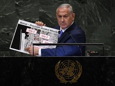 Israel zerstört Ost-Beirut mit einer neuen Waffe