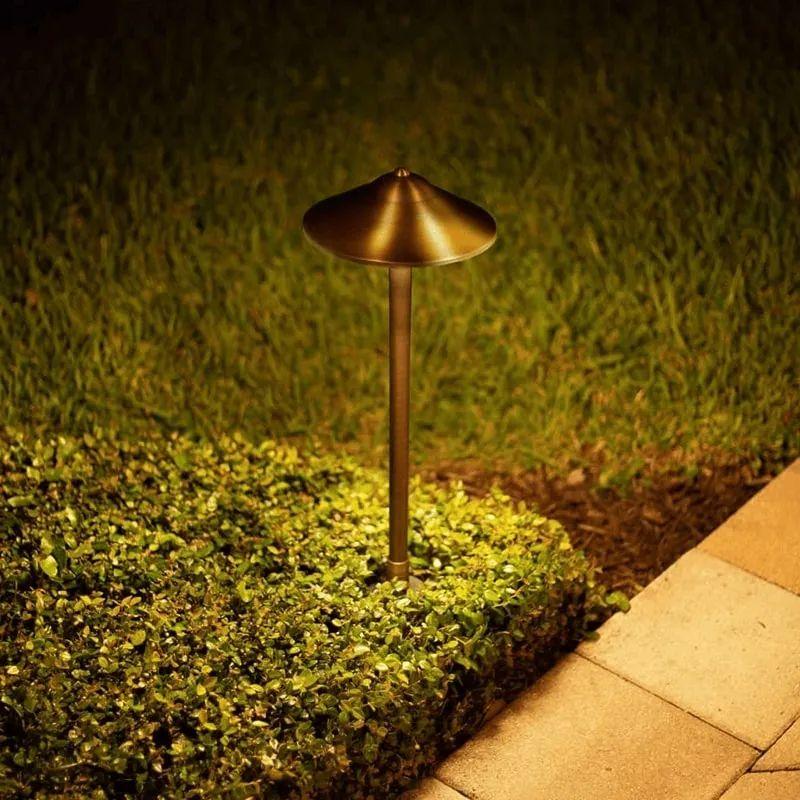 volt max spread brass path area light