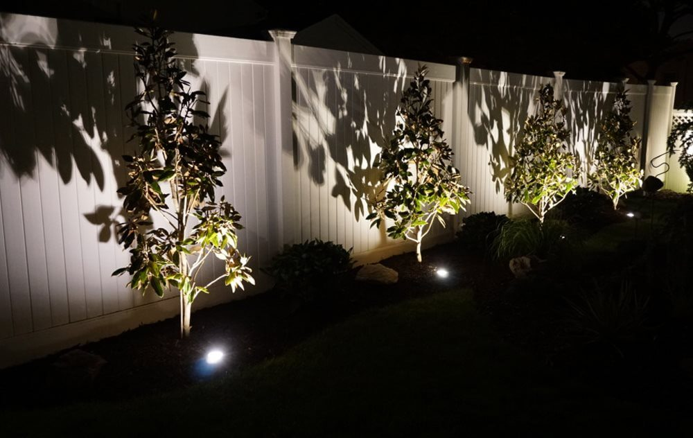 project melville ny fence lighting