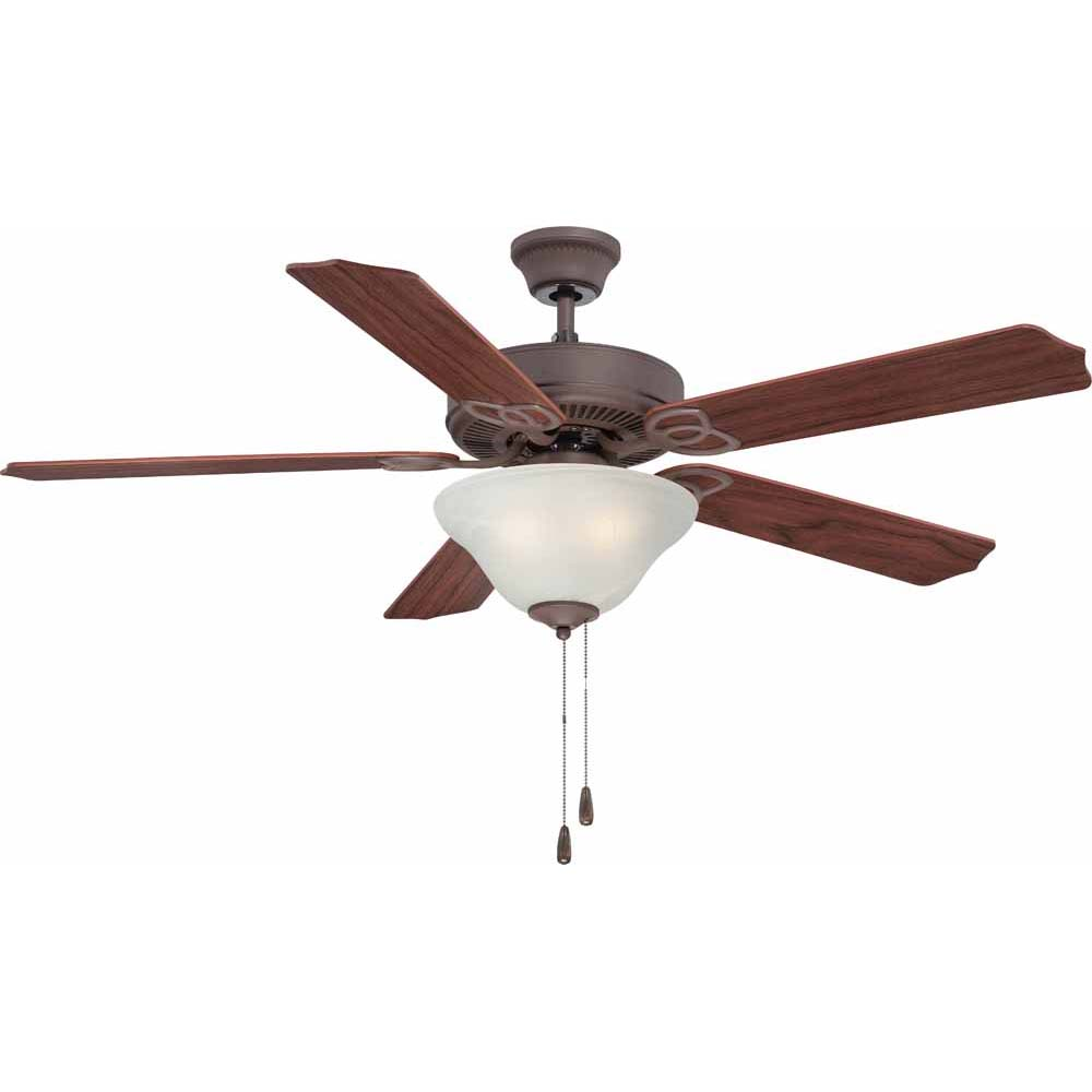 V6123 79 3 Light Antique Bronze Ceiling Fan