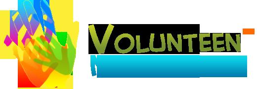 Volunteen nation logo