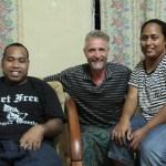 Tiitau, John and Mariemoa