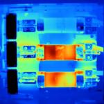 Volunteer Mold Knoxville provides IR scans of electrical components