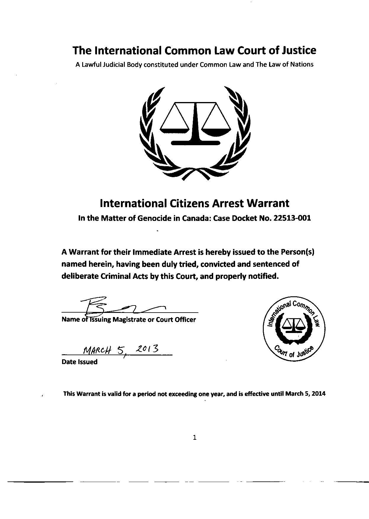 Search Warrant Template 41271 Timehd