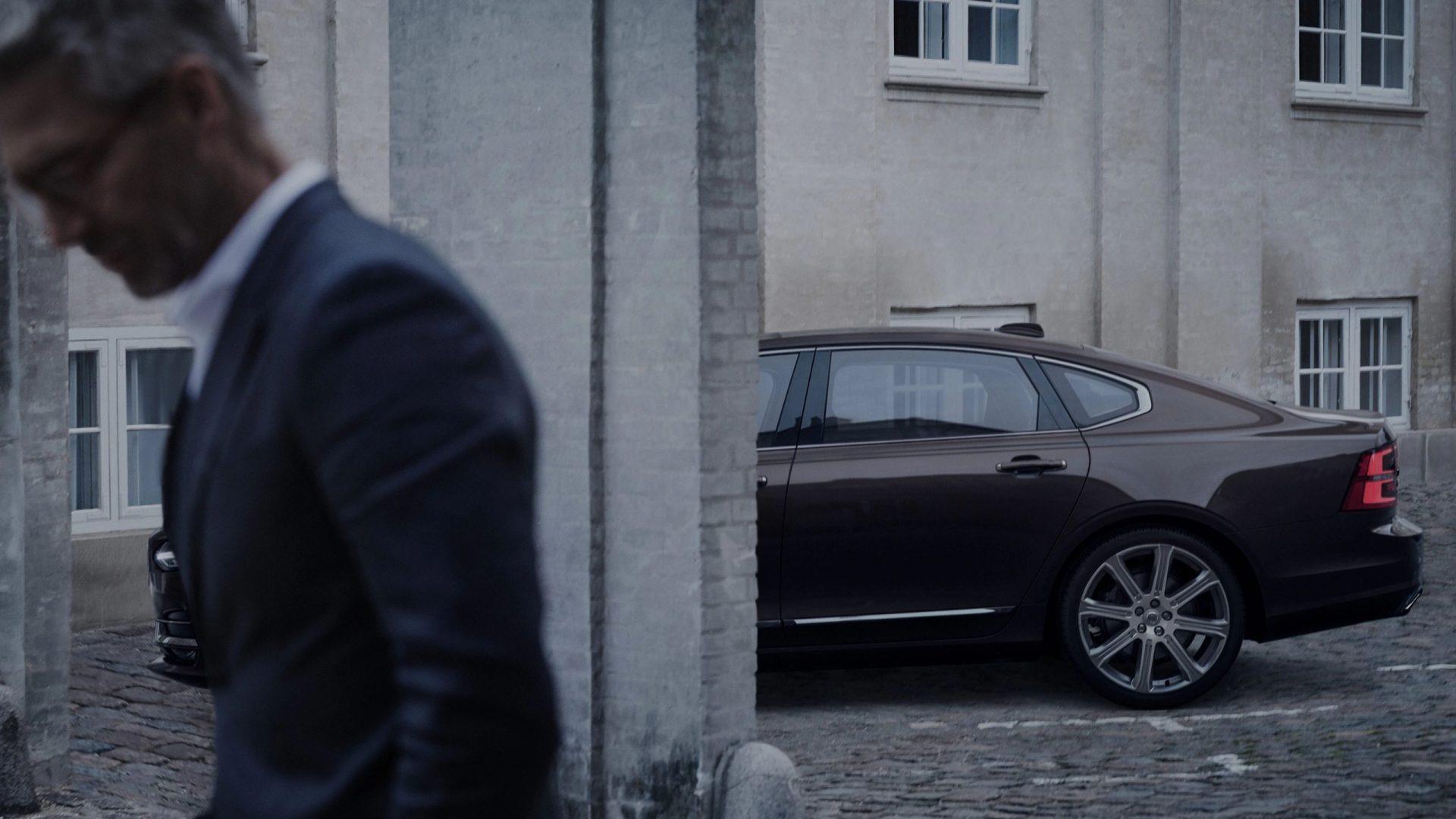 Εταιρικές πωλήσεις Volvo