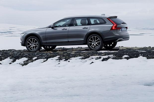 Volvo V90 Cross Country oficjalnie