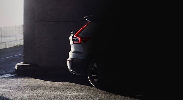 Nadchodzi premiera Volvo XC40