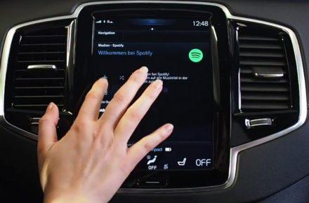 4096 – So nutzen Sie Spotify in Ihrem Volvo