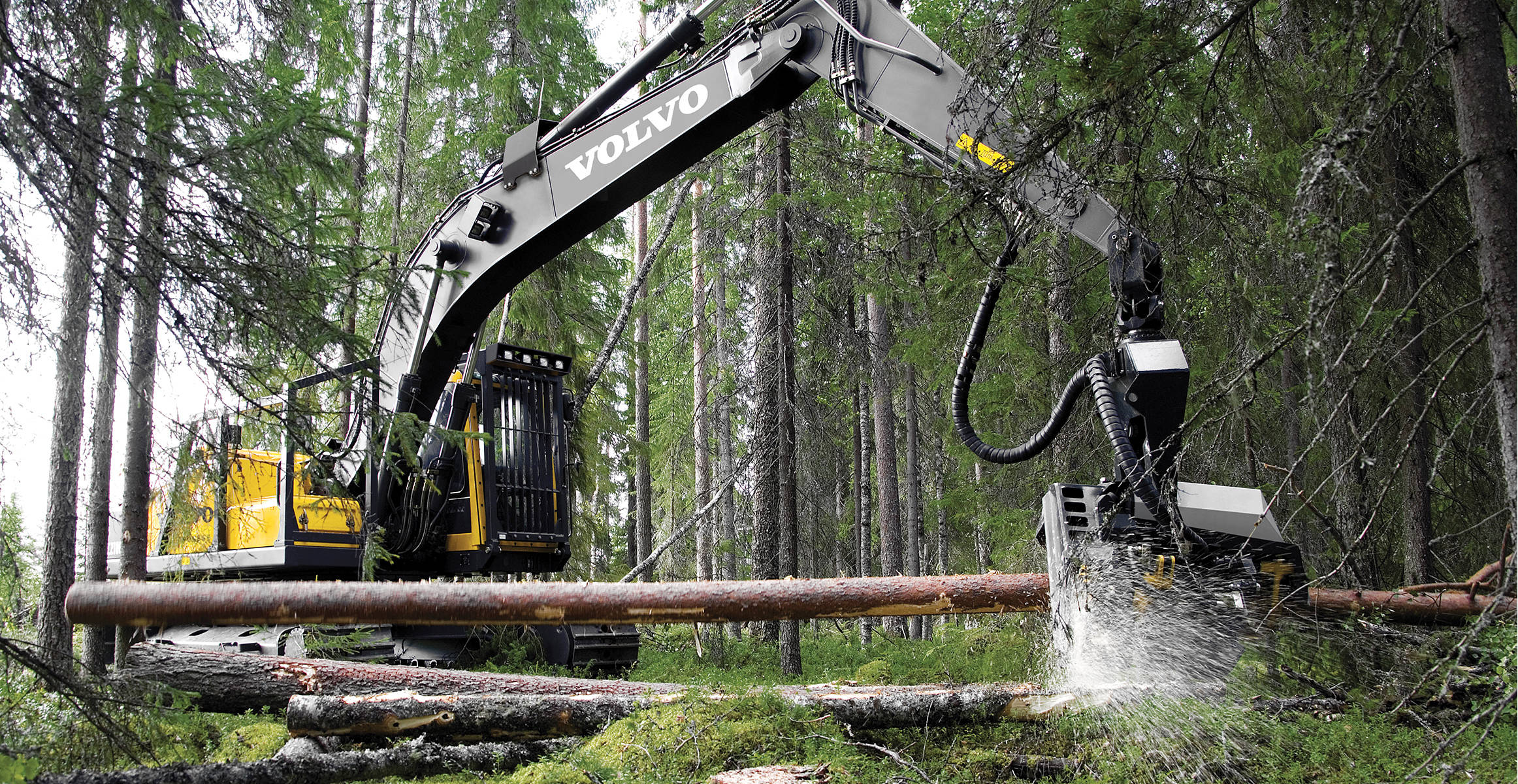 Forestry Equipment Volvo Construction Equipment Global