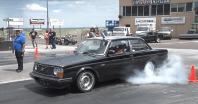 Motherfucker Jones Volvo vs. Lamborghini