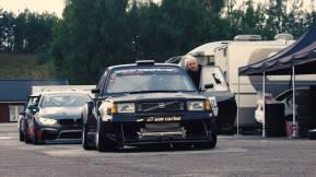 Volvo 360 Time Attack Monster - in Black