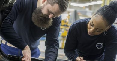 Volvo Job Swap