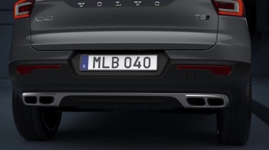 Volvo XC40 Diffuser