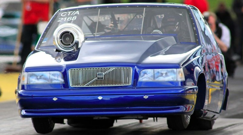 Volvo 850 Dragster