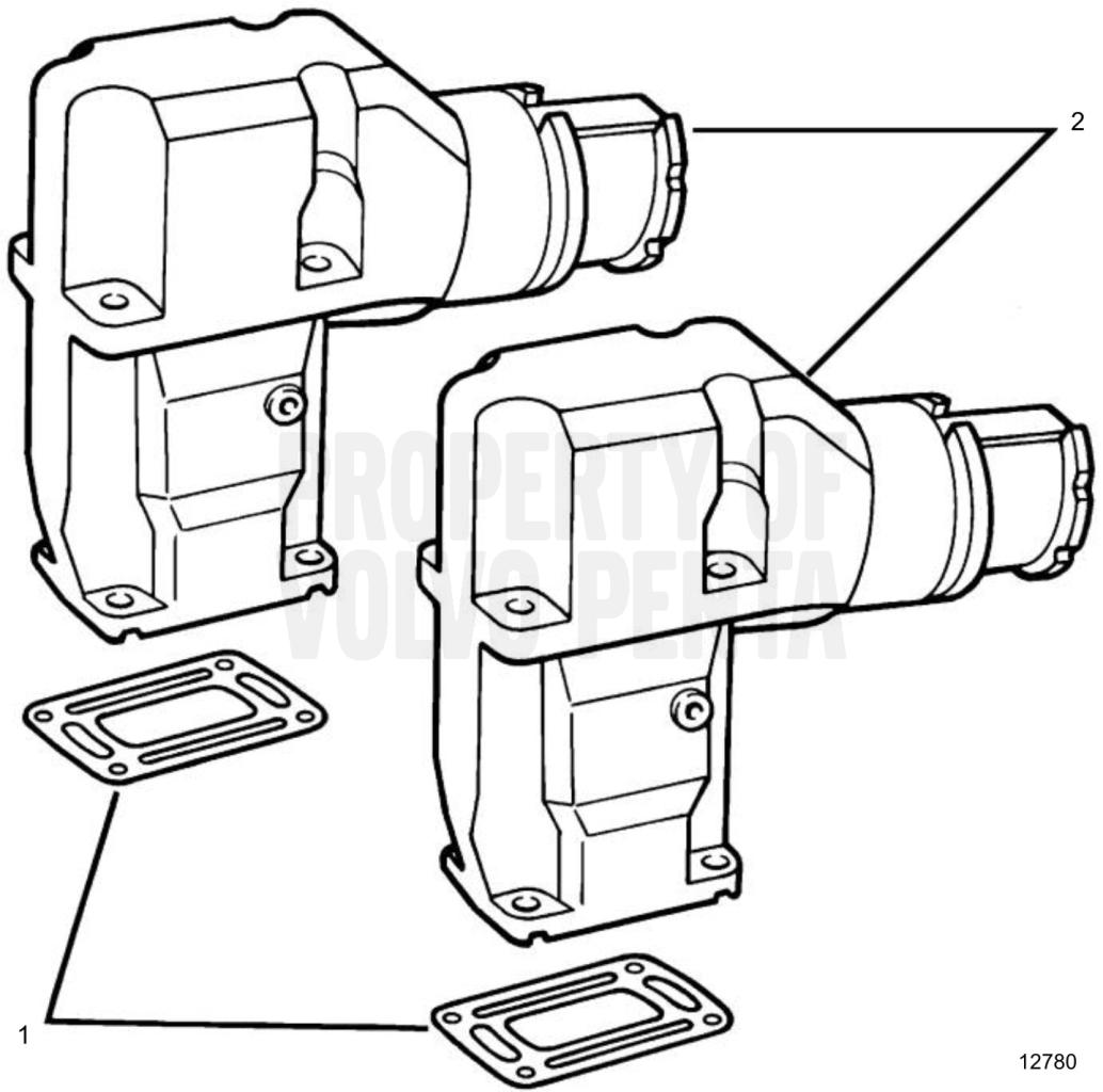 Volvo Penta Marine Engines Schematic