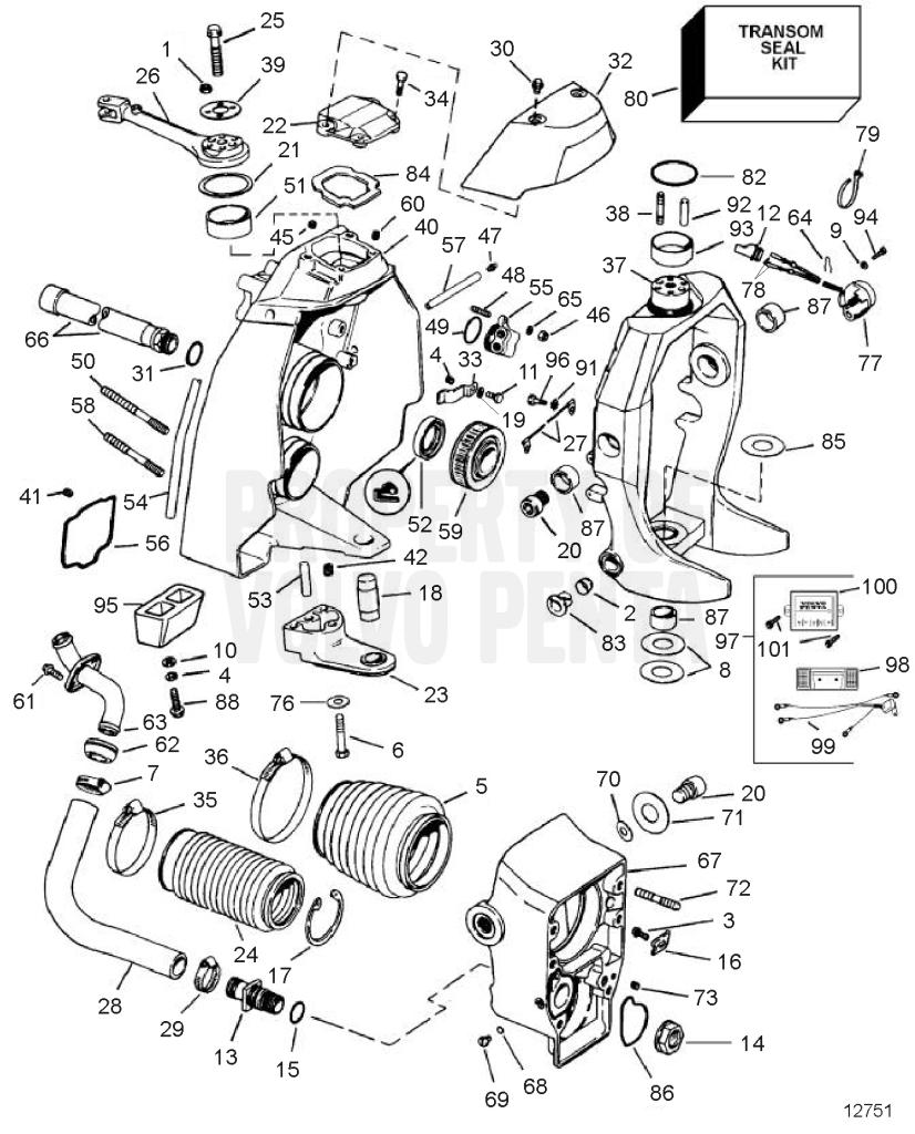 Volvo penta parts diagram voiture galerie