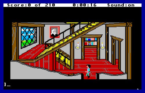 King's Quest III - Apple IIGS