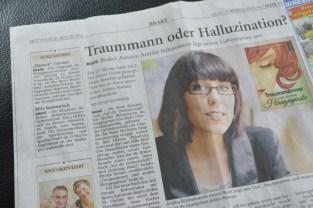 Abdruck meiner Pressemitteilung in der NordWest-Zeitung am 20.08.2014