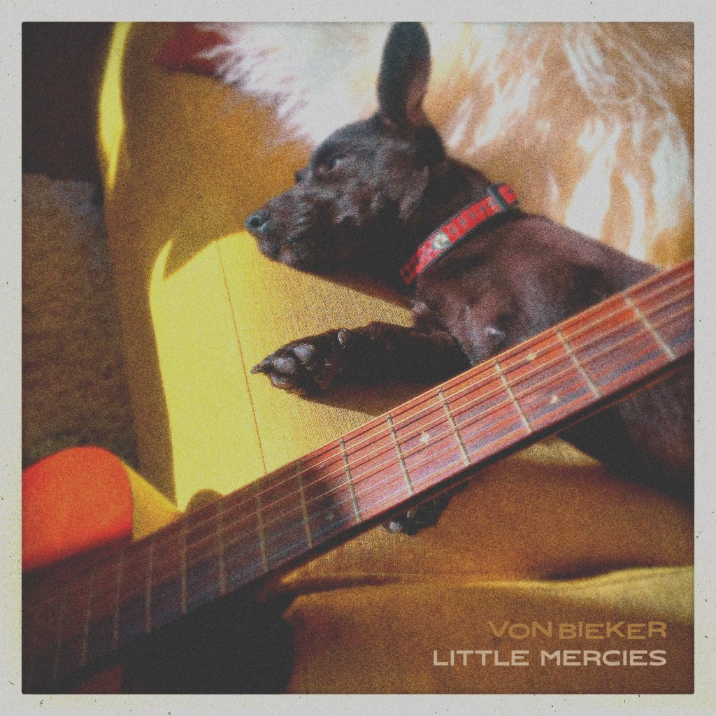 Little Mercies single artwork