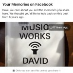 Facebook Memory - reading David Byrne How Music Works 6 years ago