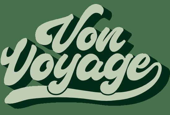 Von Voyage Logo