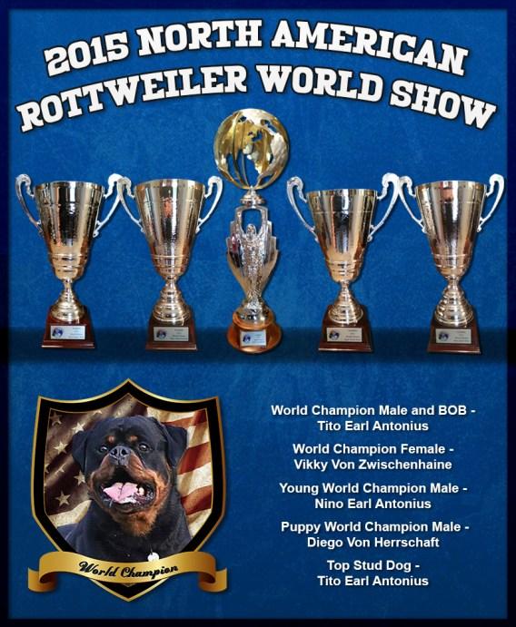 German Rottweiler - Rottweiler Puppy News | Von Herrschaft