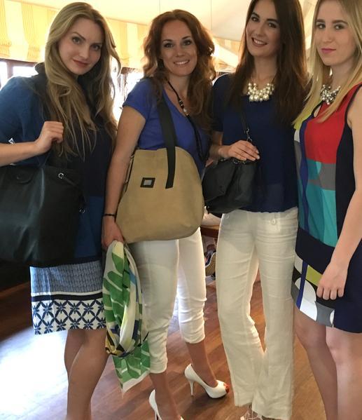 Sommer Fashion Show – Im wunderschönen Golfclub Lobenfeld