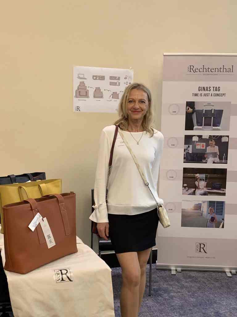 vR trifft taffe Businessfrauen mit Biss und Bag