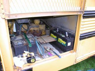 School Bus Conversion Electrical