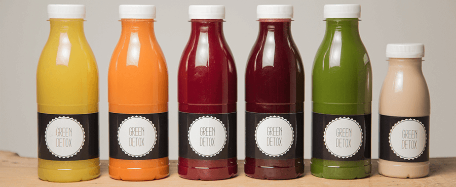 VONsociety: Green Detox, Juices, Mandelmilch © Green Detox