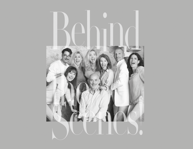 BEHIND THE SCENES: Models & Co. #1