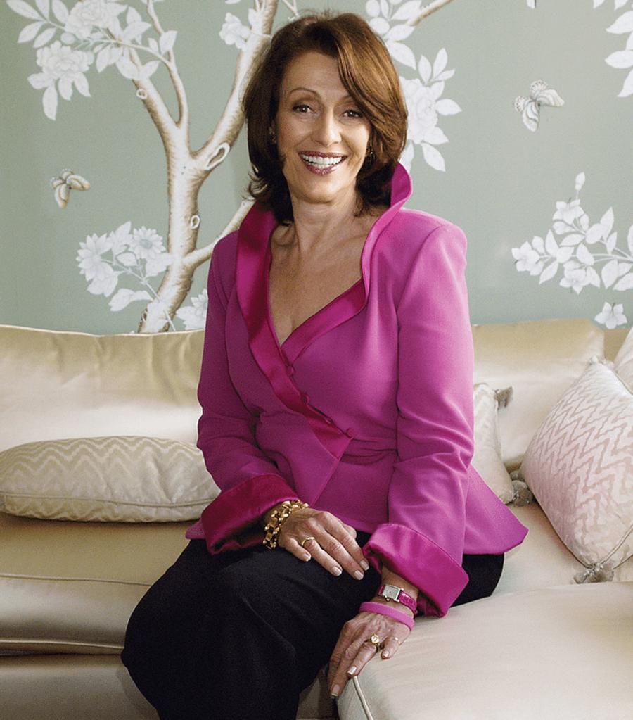 VONsociety: Pink Ribbon Gründerin Evelyn H. Lauder © Barbara Alper