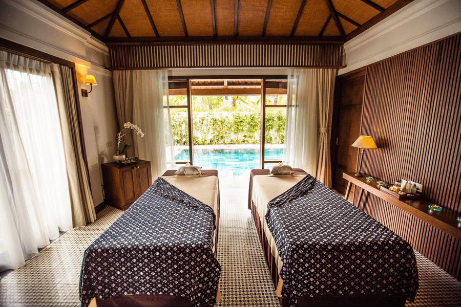 VONsociety: The Anam, Sri Mara Spa, Treatment Room © The Anam