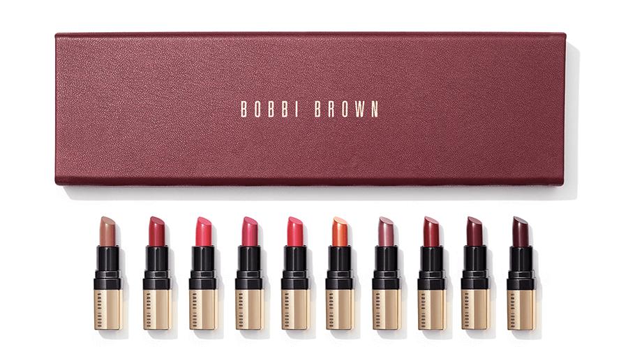 VONsociety: Last minute Geschenke für die Liebste, Bobbi Brown Holiday Gift Luxe Classics Mini Lip Set
