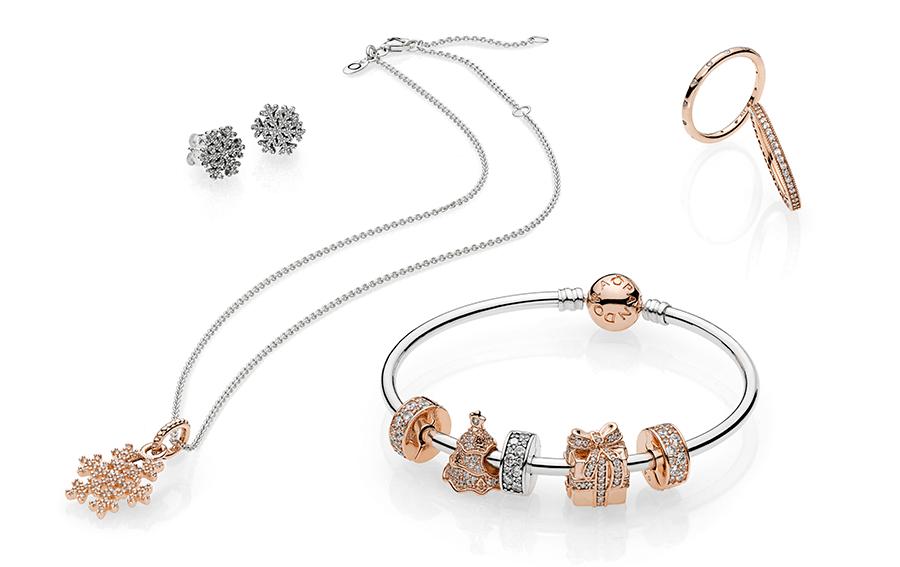 VONsociety: Last minute Geschenke für die beste Freundin, Pandora Kette Ohrringe Armreif Ringe