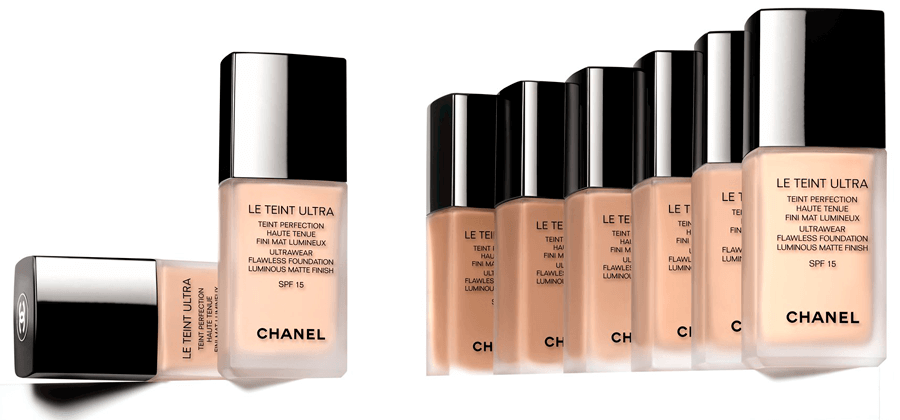 VONsociety: Perfekte Foundation, Chanel Le Teint Ultra Fluid Foundation