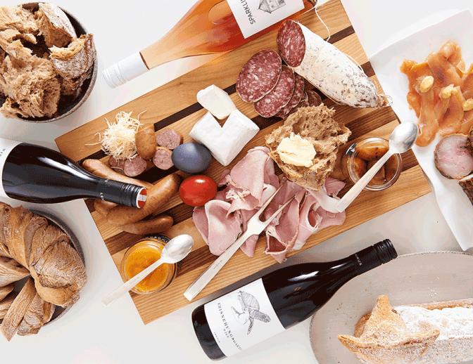 OSTERBRUNCH – mit Delikatessen aus regionalen Shops