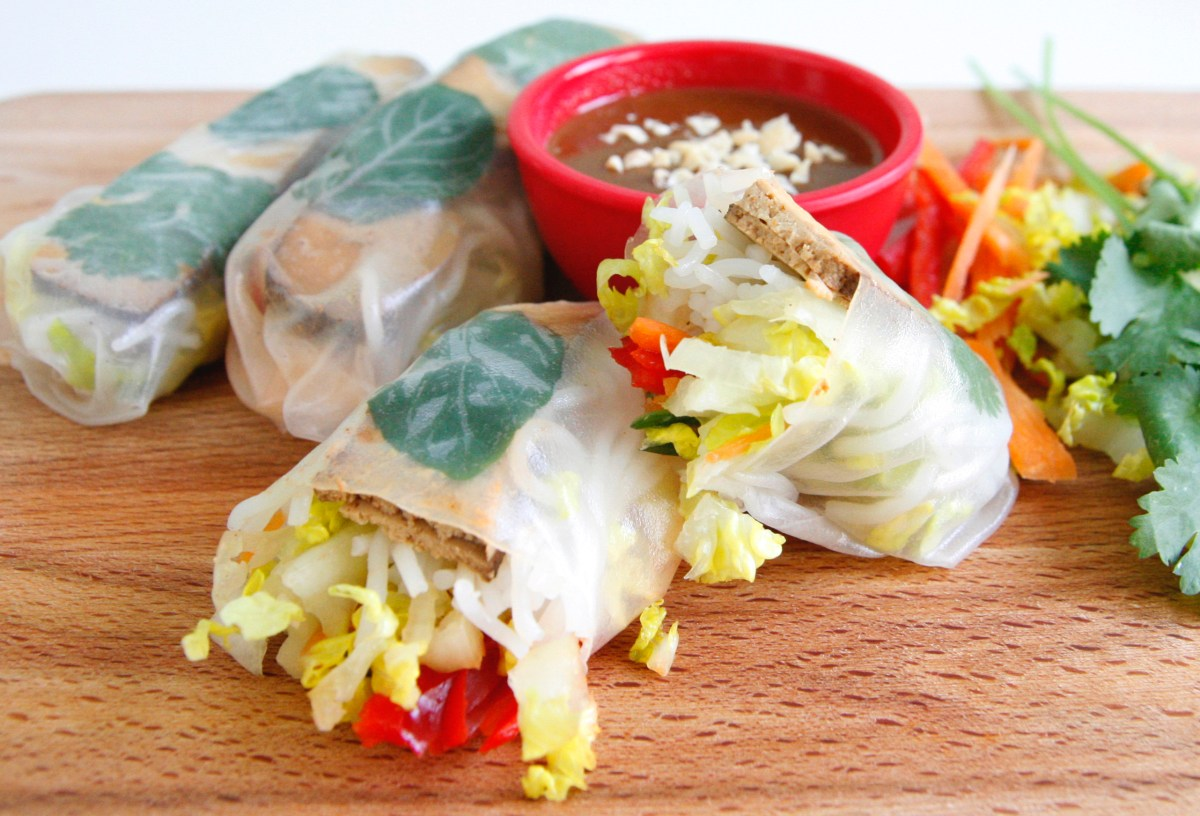 Vegan Summer Rolls