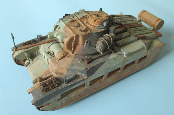 Matilda Mk. II – Galleria fotografica (photo gallery)