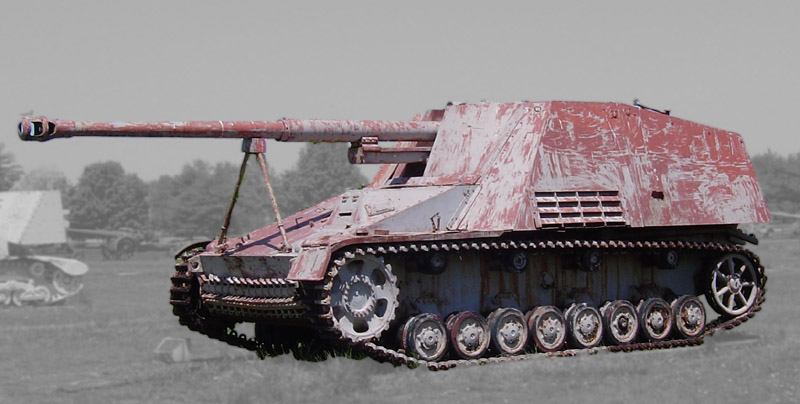 "Sd.Kfz. 164 ""Hornisse"" – Cenni storici (historical notes)"
