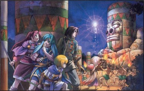 Golden Sun 2 The Lost Age Gba Review Vooks