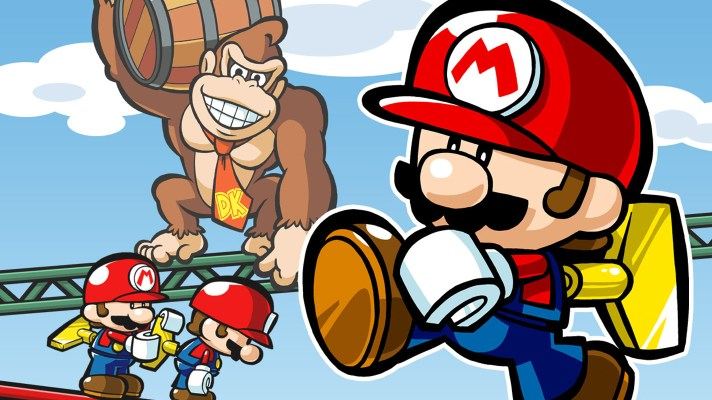 Mario vs. Donkey Kong 2: March of the Minis (DS) Review